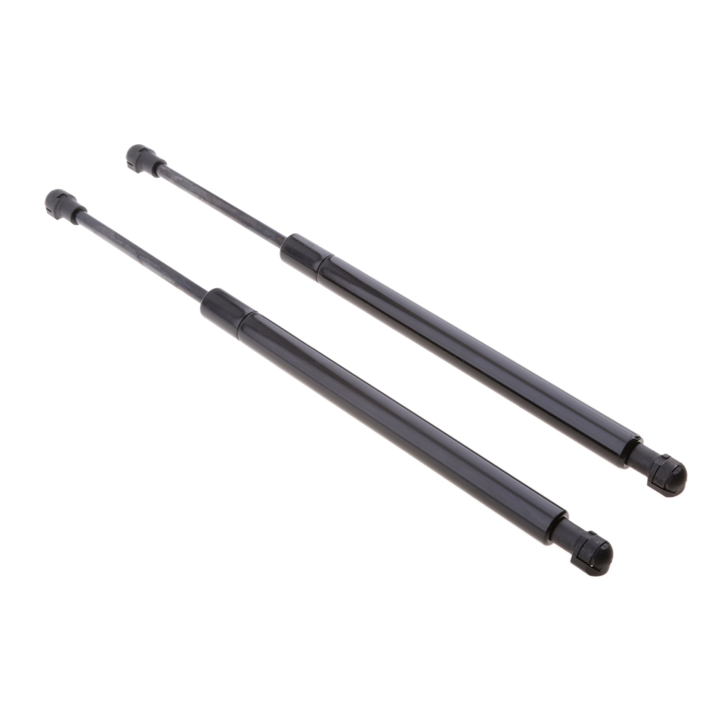 2Pcs Gas Charged Rear Trunk Lip Lift Supports Struts