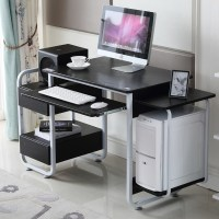 The holy crown simple desktop computer desk wood office ...