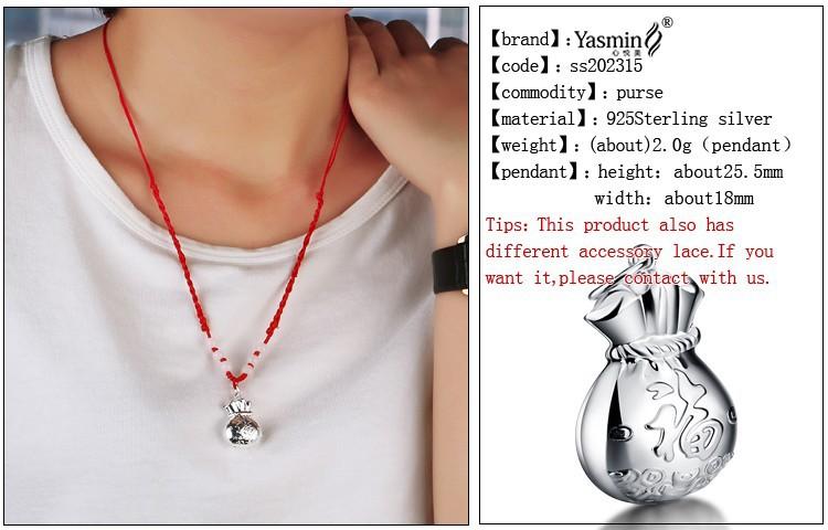 c59635c10ee96 ̀ •́ 925 Sterling silver wisiorek; 925 Sterling silver; Wysokiej ...