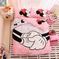 Popular Minnie Mouse Comforter Set Full-Buy Cheap Minnie ...