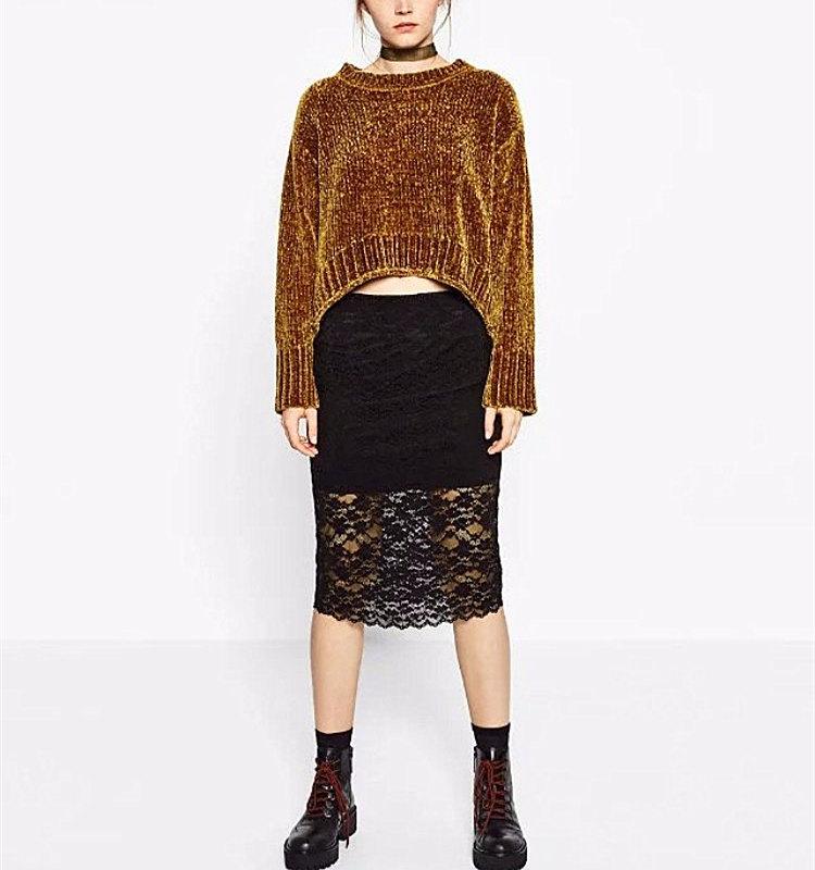 ჱMarca casual cosecha suéteres para mujer 2017 invierno pullovers ...