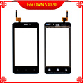 100 original Touch Screen For OWN S3020 3020 Free Shipping And Tools