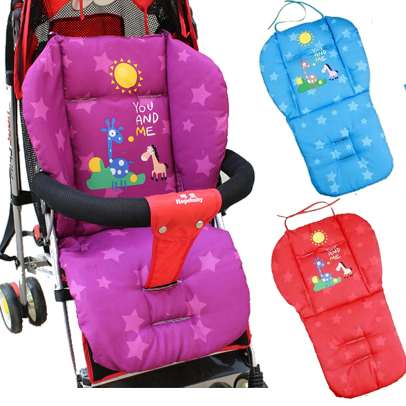 china mall chair covers marshalls furniture chairs buy baby stroller cushion newborns carriage chicco pad liner accessories at aliexpress ...
