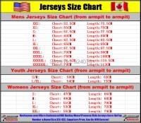 reebok ice hockey jersey size chart   PT. Sadya Balawan