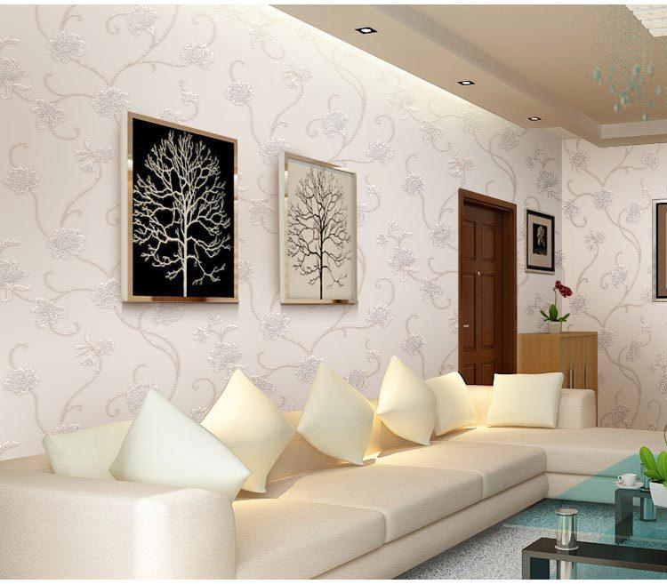 Papel de Parede 3D wallpaper gulungan dekorasi rumah ruang mural foto wallpaper ruang tamu yang