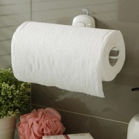 Sanitary Toilet Paper Holder Tissue Box Kitchen Bathroom ...
