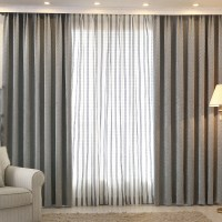 Shade Window Blackout Curtain Fabric Modern Curtains for ...
