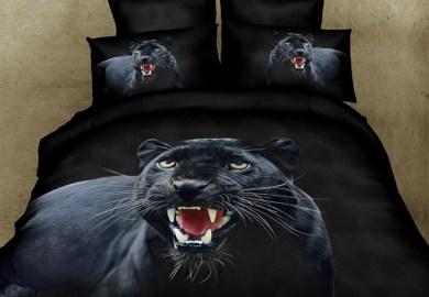Black Bed Set Full Bed