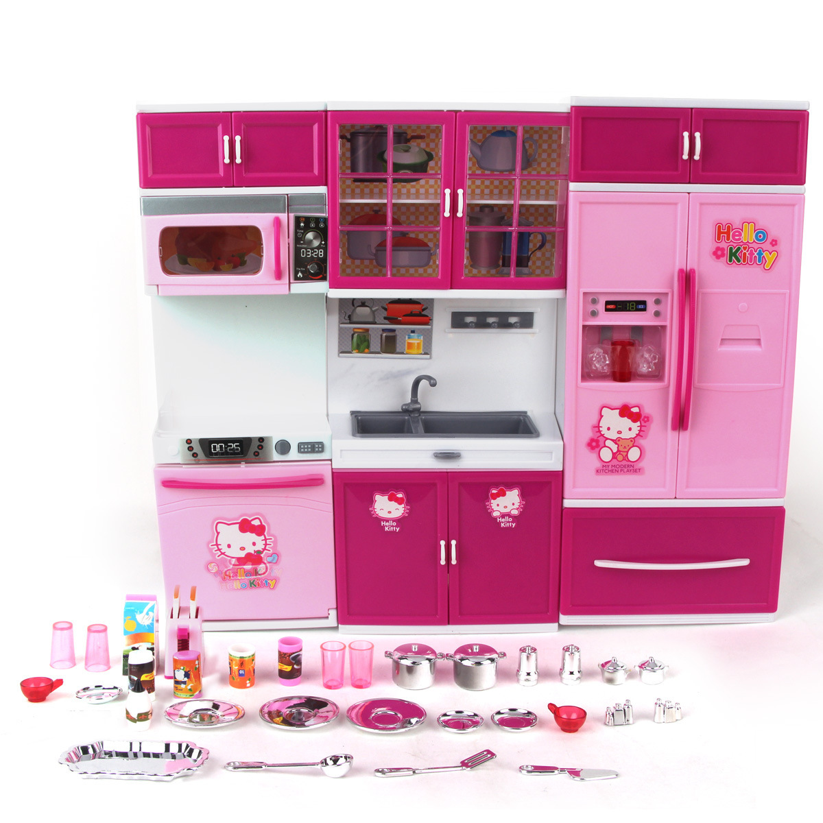 kitchen set for girl commercial fan extractor popular hello kitty toy buy cheap