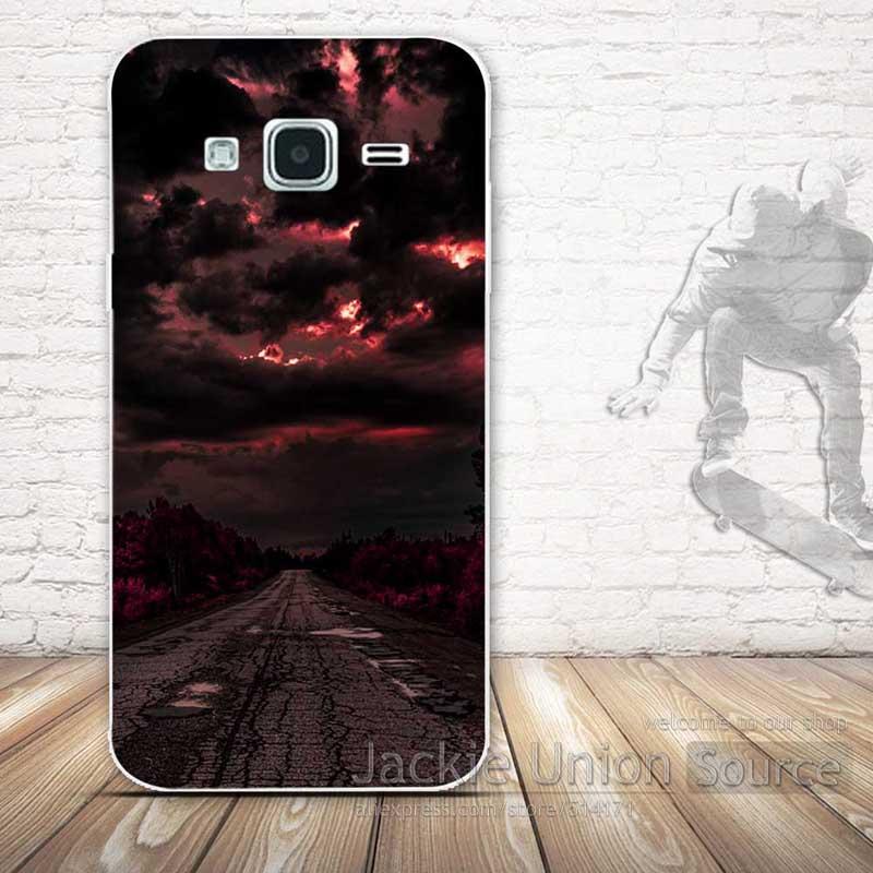 Funda de teléfono para Samsung Galaxy J3 2016 casos cubierta suave ...