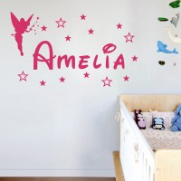 Tinkerbell Wall Stickers South Africa - wall art stickers ...