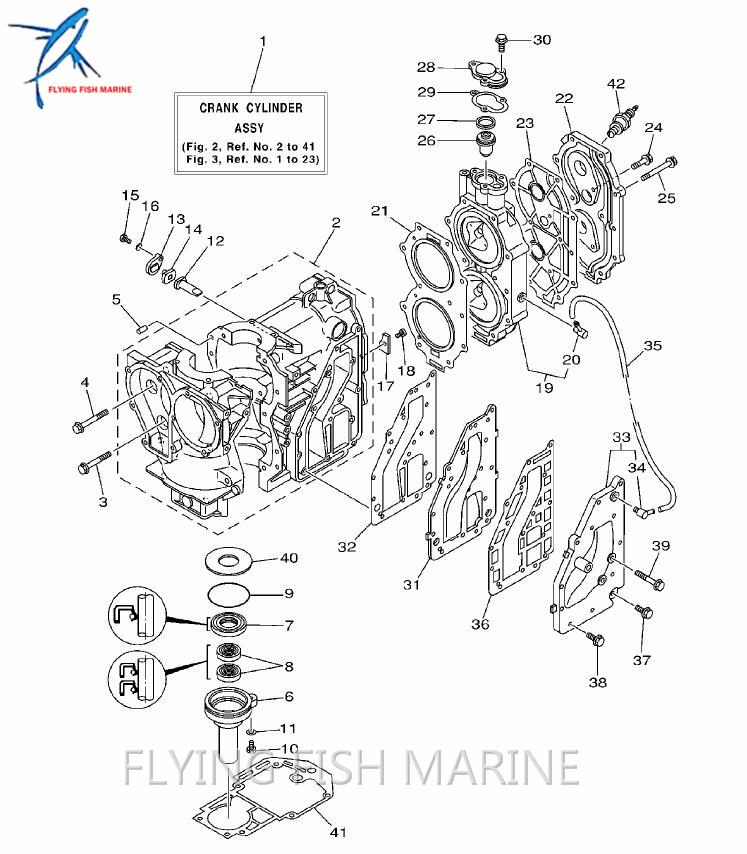 yamaha outboard engine parts ireland