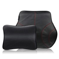 Car covers car pillow lumbar back support cushion Genuine ...
