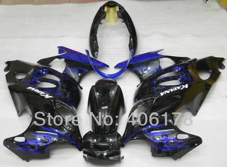 Hot Sales Aftermarket Fairing Gsxf750 03 06 Kit For Suzuki
