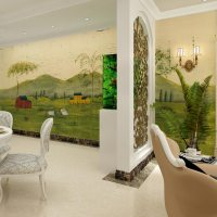 Custom wall murals papel de parede painting european