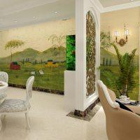 Custom wall murals papel de parede painting european ...