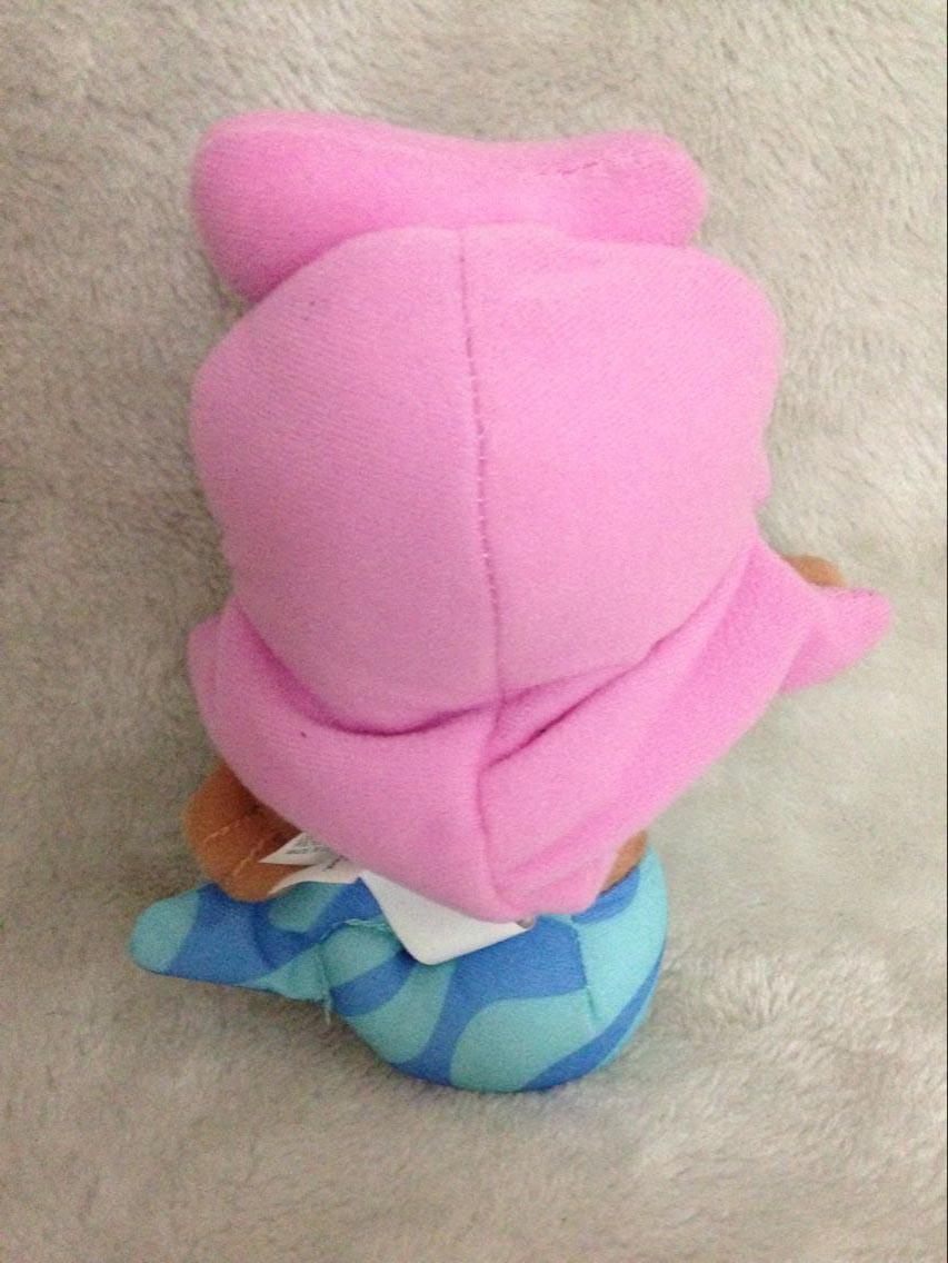 Nickelodeon felpa burbuja guppies Molly felpa Juguetes 23 cm - a408
