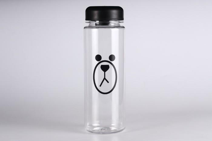 ٩(^‿^)۶Envío de la nueva botella de agua de plástico patrón = Sally ...