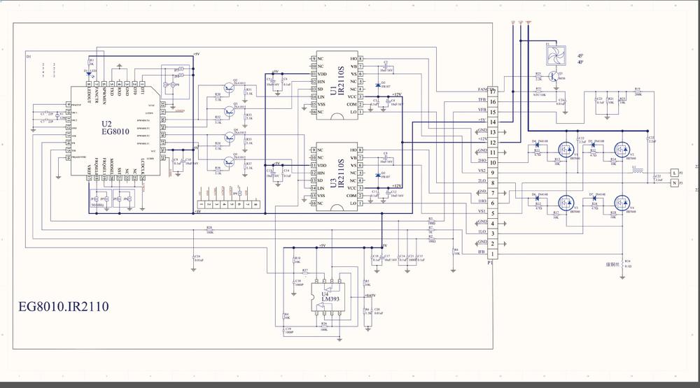 pure sine wave inverter driver board egs002 eg8010 ir2110 driver