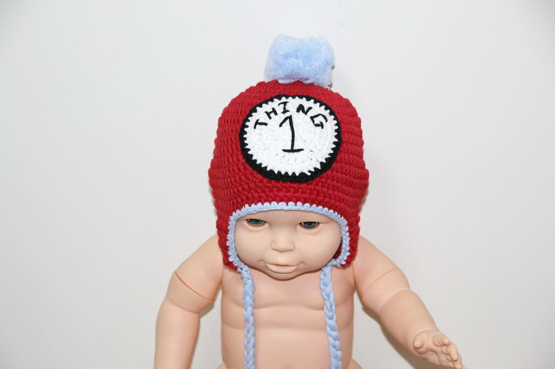 ⑦Envío libre, sombrero de santa, 100% algodón de los niños orejeras ...