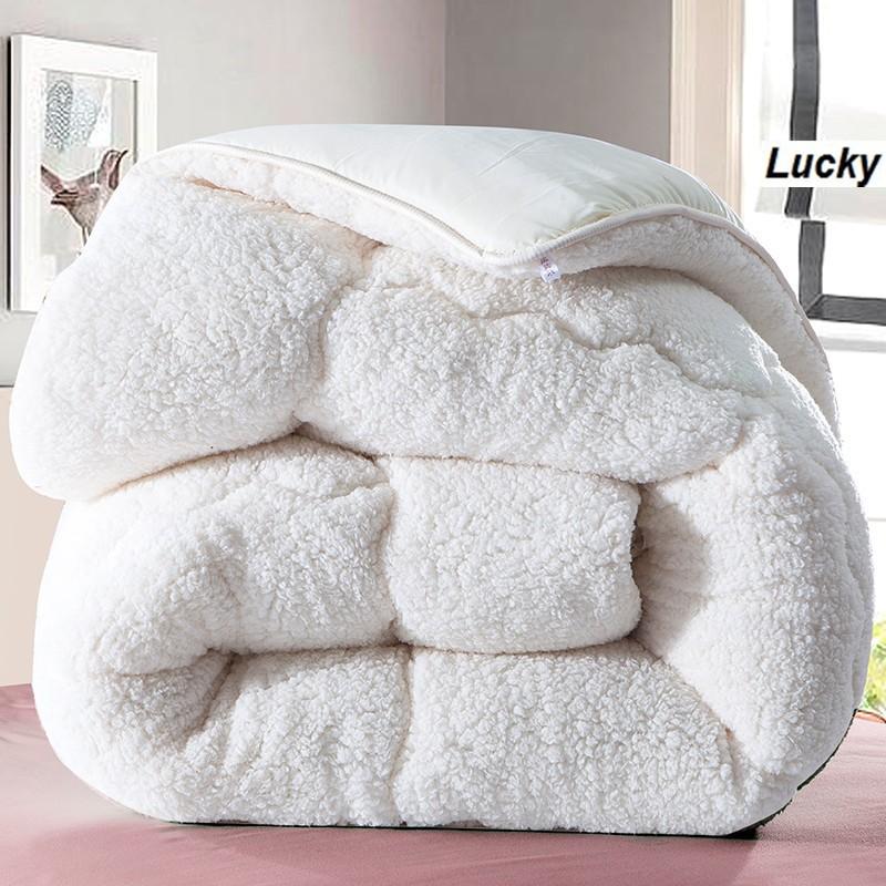 ᐅQuilt 150*200cm, 2.5kgs camoFleece quilt comforter winter doona