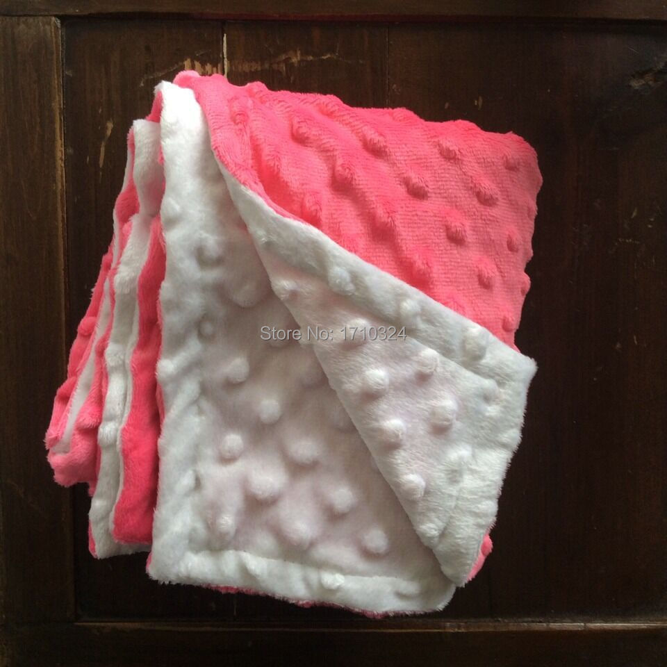 Kids Friendly Minky Blankets for girls baby blanket soft