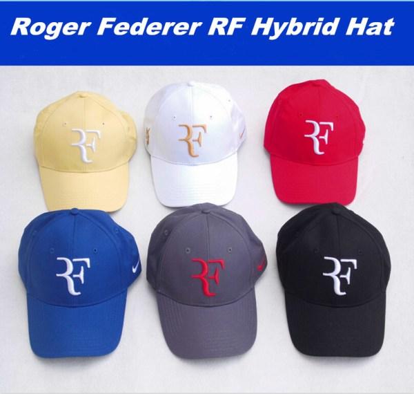 Foreign Trade Tennis Roger Federer Rf Hat
