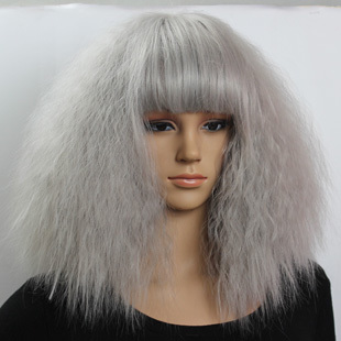 grey afro wig reviews online shopping grey afro wig reviews on aliexpress alibaba group