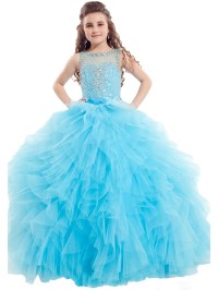 Pageant Dresses Girls Size 12 Promotion-Shop for ...