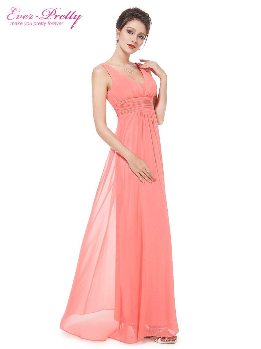 Formal Vestidos de noche nunca bastante ep08110 sexy Lady Doble V ...