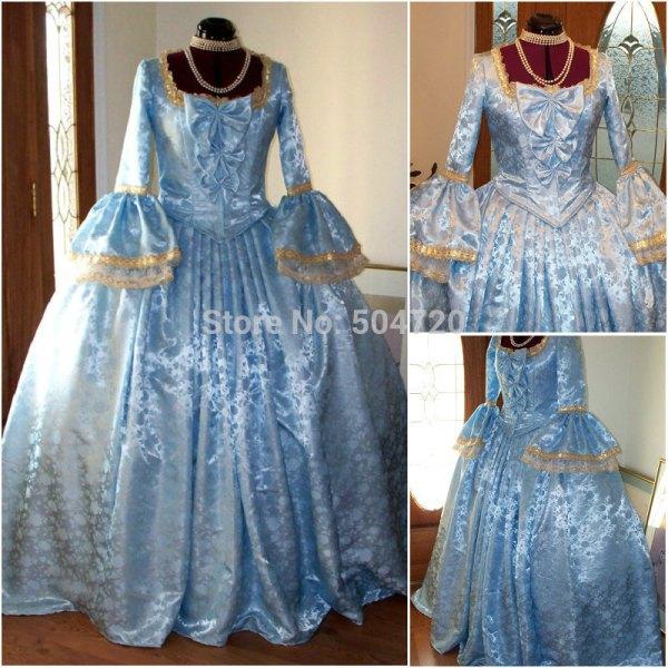 1800 Vintage Dresses