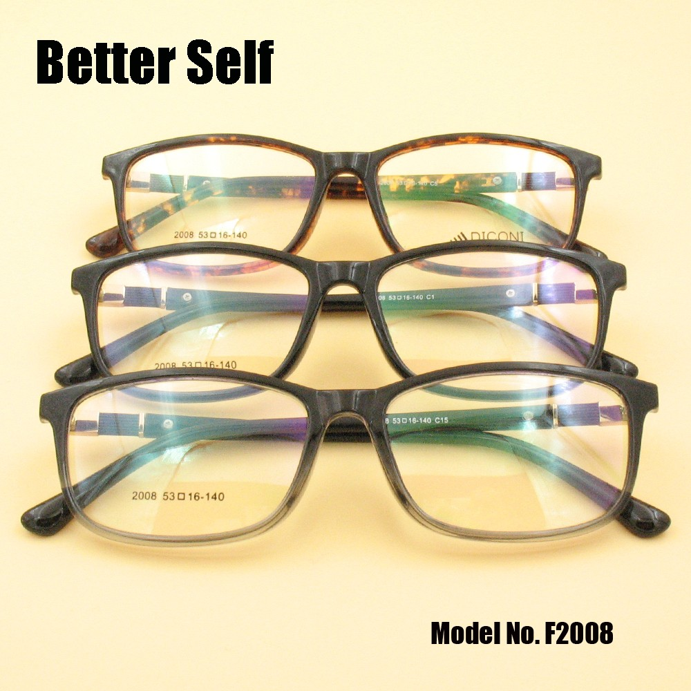 c939d949ee99 ④Mejor auto F2008 full RIM gafas tr90 gafas Gafas metal decorar ...