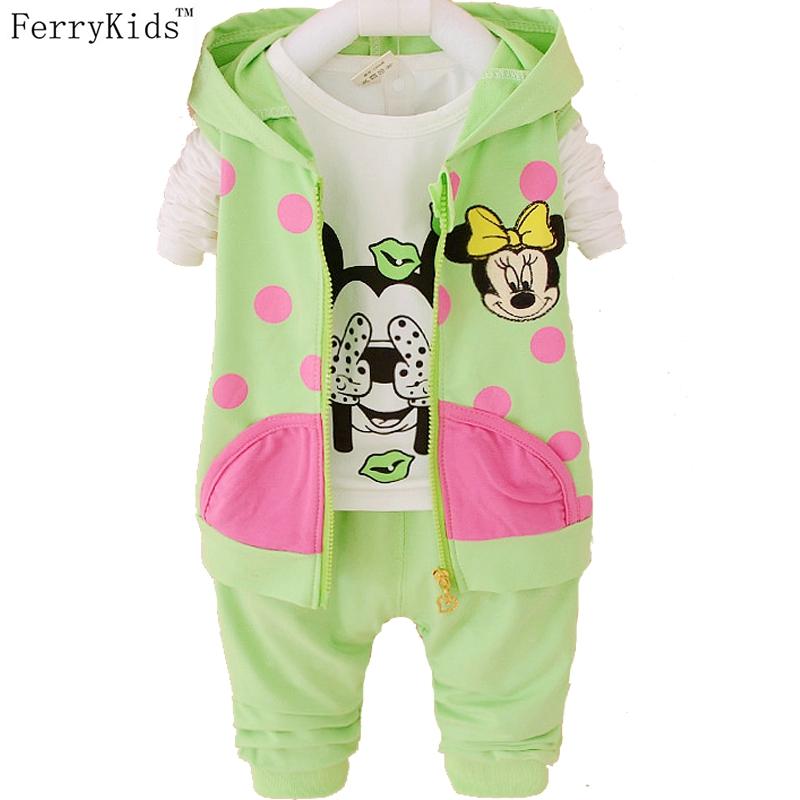Aliexpress.com : Buy Hello Kitty Girl Baby Clothes Sets