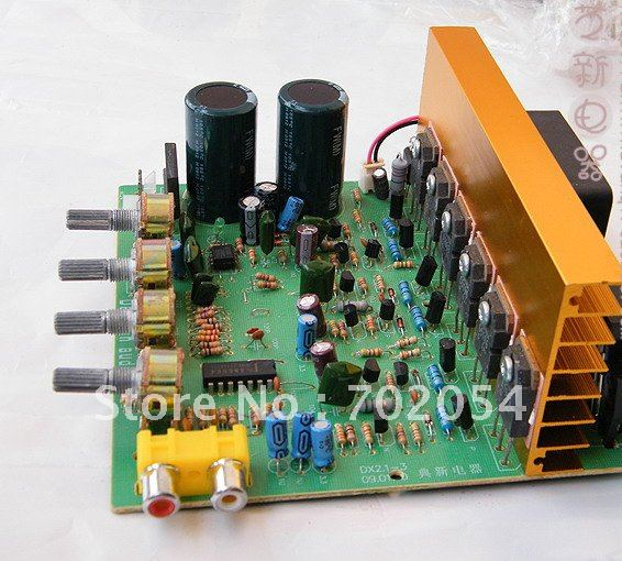 Audio Amplifier Circuits Auto Subwoofer