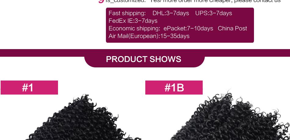 ✓Razeal ganchillo trenza extensiones de cabello 14 pulgadas ...