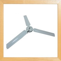 12V Solar Battery Ceiling Fan With Brushless Dc Motor