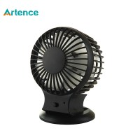 Hot Rechargeable Table Desk USB Fan With Lithium Battery