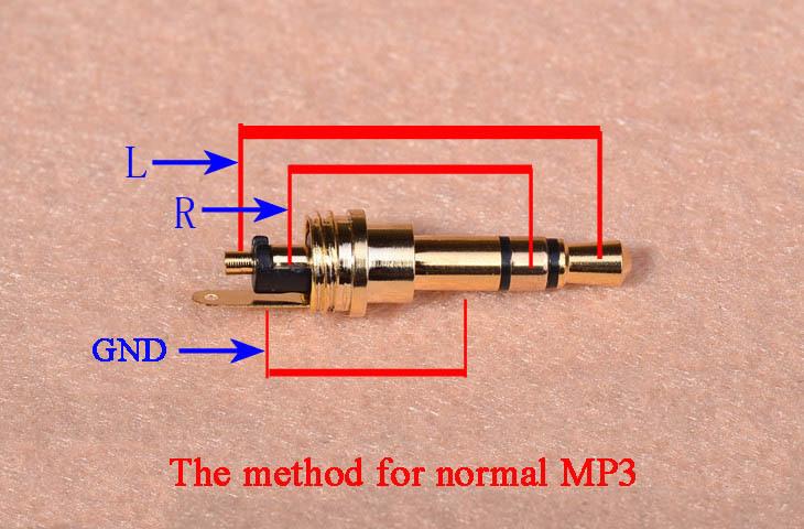3 5mm 4 Pole Audio Jack Wiring Pinout