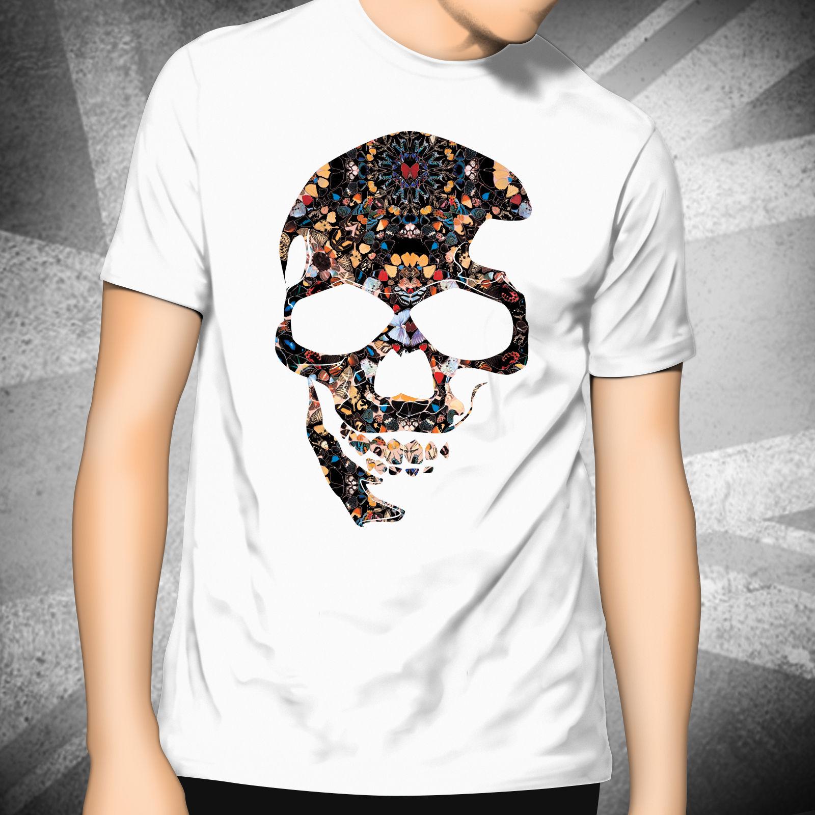Moderno Cráneo Patrón Tapa Costura Inspiración - Manta de Tejer ...