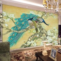 Perfect Vintage Wall Mural - Home Design #941