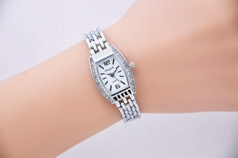 7e321e2c4077a ✓2017 Casual reloj mujer Stianless Aço Genebra Unisex Quartz ...