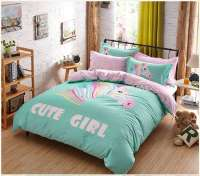 Teen Bed Covers - Movies Ebony Teen