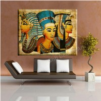 The gallery for --> Egyptian Wall Art Pharaoh