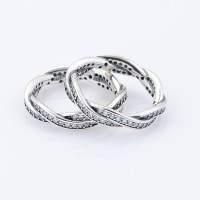 Pandora Twist Of Fate Ring