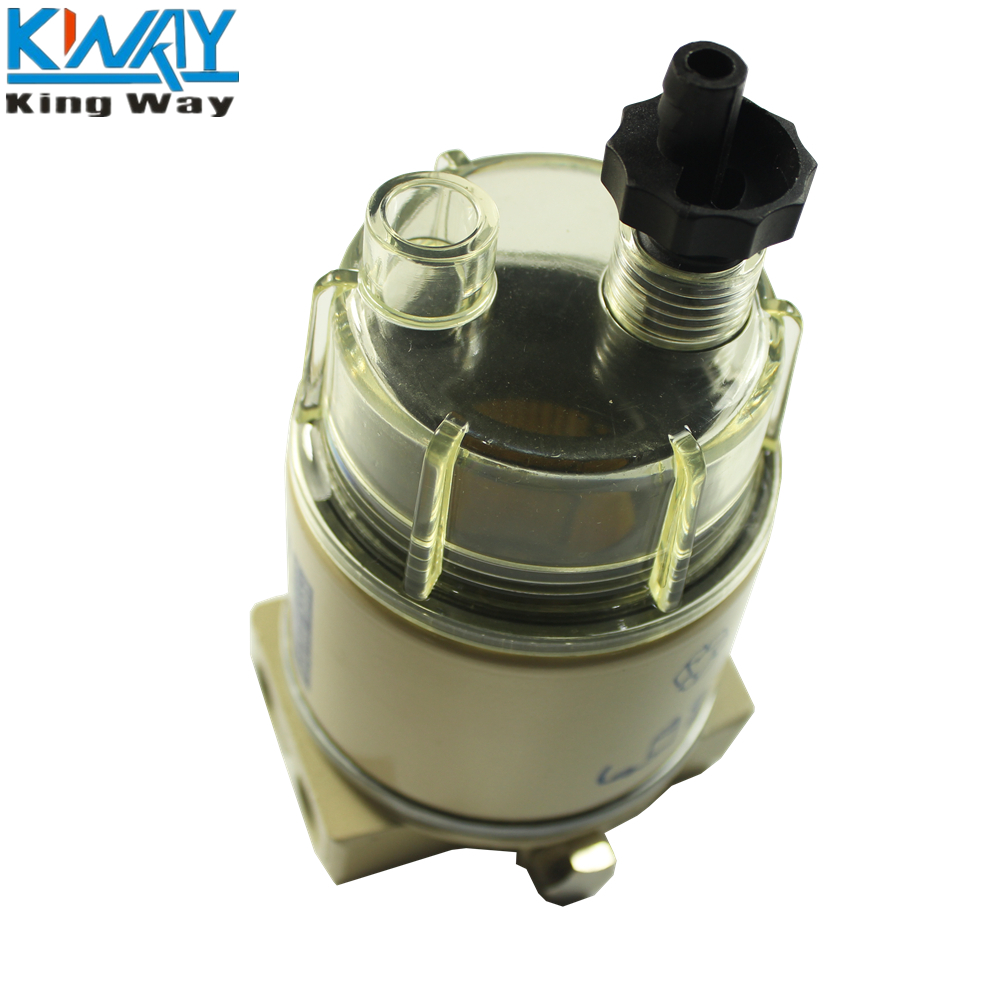 hight resolution of free shipping king way for racor r12t marine spin on housing fuel filter water separator 120at new in fuel filters from automobiles motorcycles on
