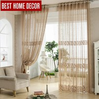 Aliexpress.com : Buy Best home decor tulle sheer window ...