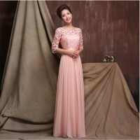 Long Sleeve Bridesmaid Dresses - Discount Wedding Dresses