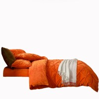 Compare Prices on Bright Orange Comforter- Online Shopping ...