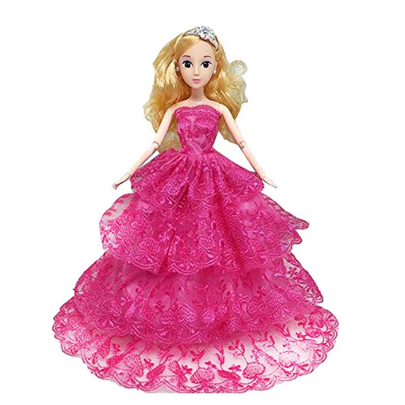 ჱLeaadingstar princesa de lujo de encaje vestido de fiesta de la ...