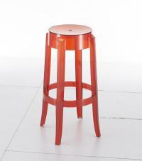 Round Chair transparent plastic chairs creative fashion ...